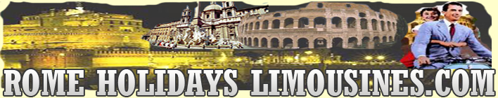 Rome Holidays Limousines